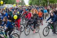 В Туле прошел большой велопарад, Фото: 182