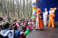 В Комсомольском парке появилась новая эстрада, Фото: 6