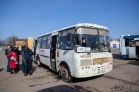 Как в Туле дезинфицируют маршрутки и автобусы, Фото: 31