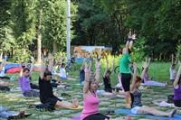 Йога в Центральном парке, Фото: 33