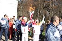 Эстафета Олимпийского огня. Ясная Поляна, Фото: 16