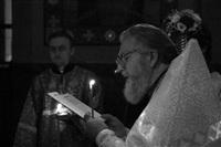 Пасхальная служба в Успенском соборе. 20.04.2014, Фото: 9