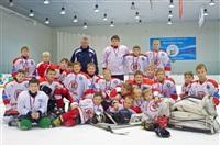 Детский хоккейный турнир на Кубок «Skoda», Новомосковск, 22 сентября, Фото: 3