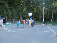 В Центральном парке Тулы прошли соревнования по уличному баскетболу, Фото: 17
