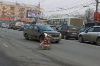 Яма на Красноармейском проспекте. 11.03.2015, Фото: 4
