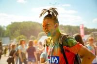 В Туле прошел фестиваль красок и летнего настроения, Фото: 149