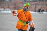 Масленица в Торговых рядах тульского кремля, Фото: 3