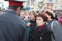 Митинг предпринимателей на ул. Октябрьская, Фото: 13