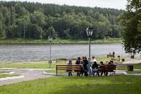 парк и пруд усадьбы Мосоловых, Фото: 1