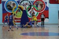 БК «Тула» дома дважды обыграл баскетболистов Воронежа, Фото: 16