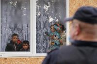 В тульском селе сносят незаконные цыганские постройки, Фото: 36