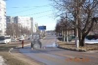 Ремонт дорог в Туле. 11 марта 2016 года, Фото: 3