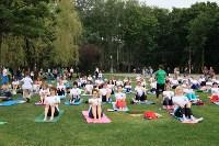 День йоги в парке 21 июня, Фото: 14