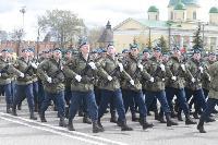 Репетиция парада Победы в Туле, Фото: 105