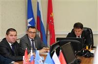 Жители области пожаловались Владимиру Груздеву на плохие дороги и проблемы ЖКХ, Фото: 31