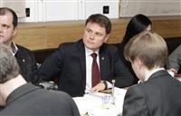 Встреча Владимира Груздева с блогерами, 4.03.2014, Фото: 7