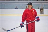 Детский хоккейный турнир на Кубок «Skoda», Новомосковск, 22 сентября, Фото: 8