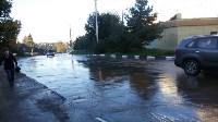 Потоп возле областной больницы, Фото: 4