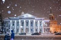 Вечерний снегопад в Туле, Фото: 15