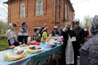 Туляки освящают пасхи и куличи, Фото: 15