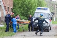 Антитеррористические учения на КМЗ, Фото: 72