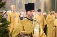 Рождественское богослужение в Успенском соборе Тулы, Фото: 61