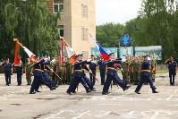 Дмитрий Глушенков простился со знаменем дивизии, Фото: 49