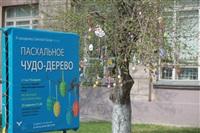 Тульское пасхальное чудо-дерево, Фото: 1