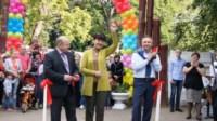 Открытие городского парка в Плавске, Фото: 5