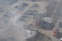 Пожар в Заречье. 16.03.2015, Фото: 4