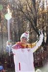 Эстафета Олимпийского огня. Новомосковск, Фото: 10
