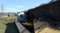 Рухнул кран на ул. Рязанской, 15.04.19, Фото: 8