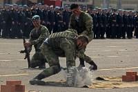 День Тульской дивизии ВДВ: на площади Ленина приземлились парашютисты, Фото: 76