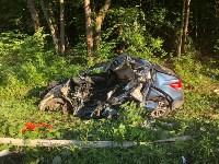 Жуткая авария в Заокском районе, Фото: 3