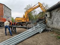 Снос незаконных павильонов в Заречье, Фото: 15