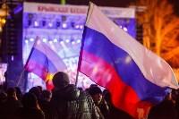 Митинг-концерт в честь годовщины присоединения Крыма к России, Фото: 59