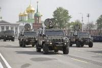 Генеральная репетиция парада Победы в Туле, Фото: 14