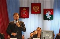Владимир Груздев в Суворове. 5 марта 2014, Фото: 18