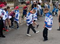 В Новомосковске стартовал молодежный чемпионат России по хоккею, Фото: 14