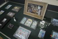 Выставка финифти в Тульском музее изобразительных искусств, Фото: 5