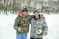 Турнир Tula Open по пляжному волейболу на снегу, Фото: 104