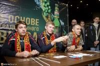 Болельщики «Арсенала» пообщались с игроками команды, Фото: 17
