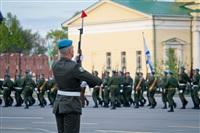 Вторая генеральная репетиция парада Победы. 7.05.2014, Фото: 20