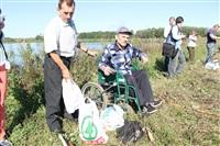 Тульские инвалиды-колясочники выехали на рыбалку, Фото: 5