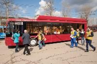 Конкурс водителей троллейбусов, Фото: 17