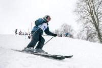 Третий этап первенства Тульской области по горнолыжному спорту., Фото: 59