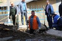 Как устраняют коммунальную аварию в Туле, Фото: 11