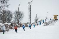 Третий этап первенства Тульской области по горнолыжному спорту., Фото: 3