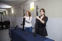 В двух образовательных центрах начали работу стрелковые тиры, Фото: 12