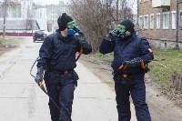 Дезинфекция в Пролетарском округе Тулы, Фото: 20